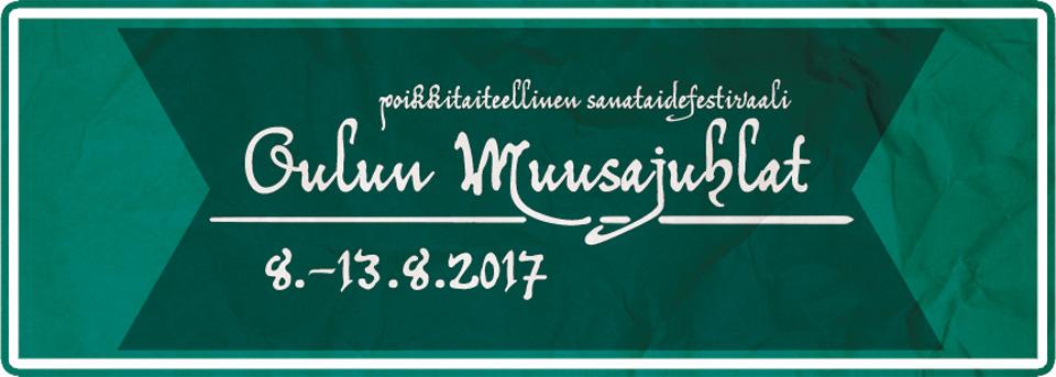 Oulun Muusajuhlat 2017